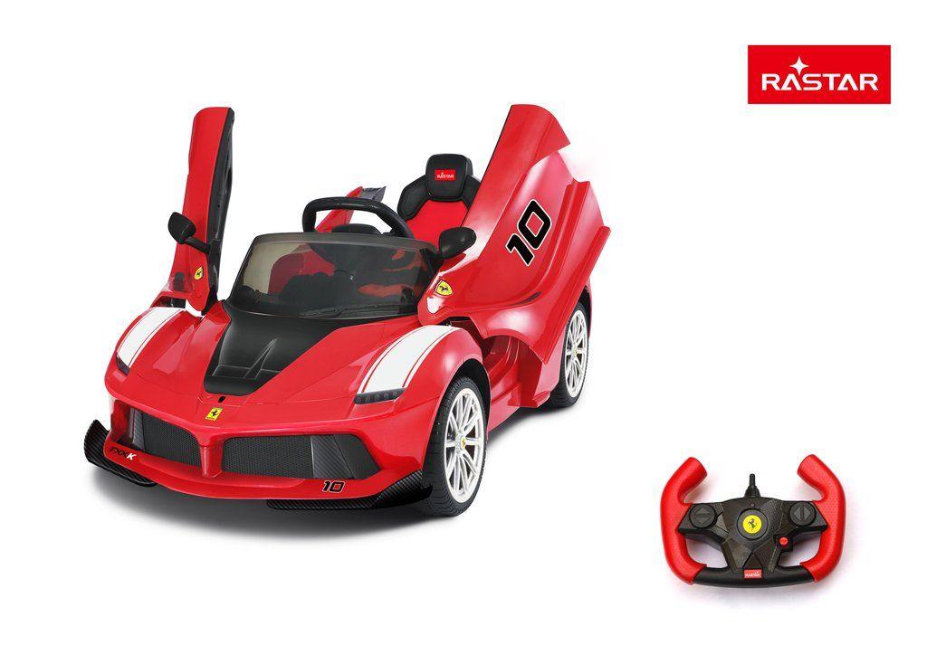 Ferrari FXX 12V Ride On Car - 2.4GHz Parental Remote Control #ferrarifxx