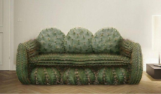 uncomfortable couch. Uncomfortable Cactus Sofa | Http://www.designrulz.com/design/2011/12/ Uncomfortable-cactus-sofa/ Uncomfortable Couch Pinterest