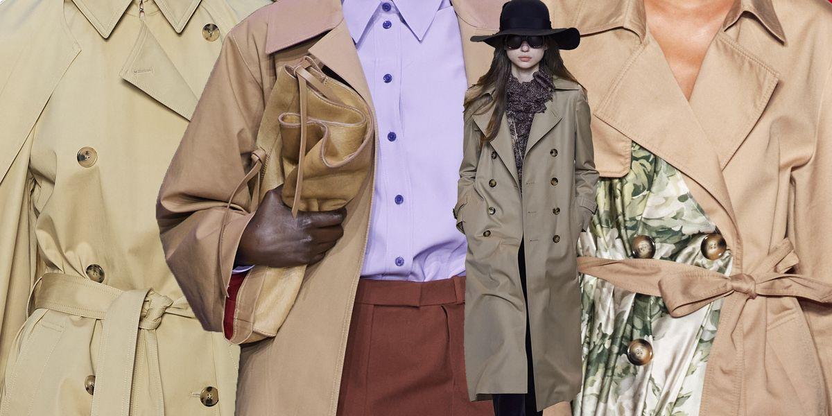 Giacca moda Autunno 2020: il trench nei suoi nuovi modello da amare