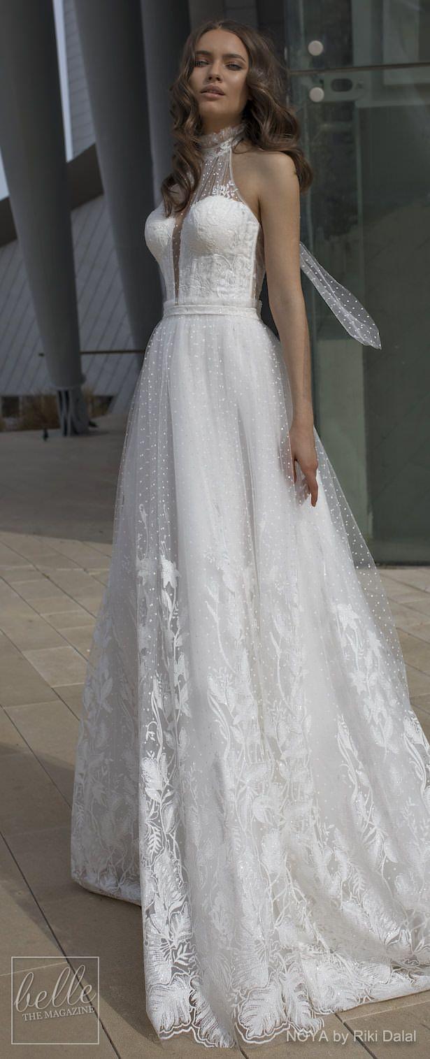 NOYA By Riki Dalal Wedding Dresses Spring 2019: Forever Bridal ...