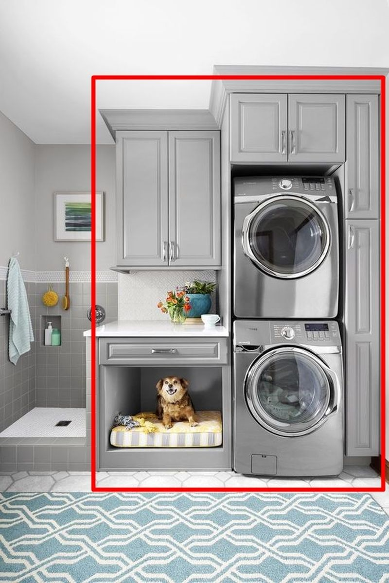 Laundry Room Renovation Plan