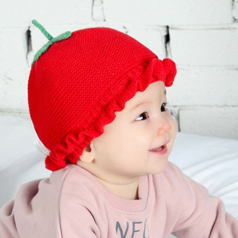 Accessories Energetic Newborn Baby Hat 0-6 Months Printed Cartoon Cotton Childrens Winter Hats For Girls And Boys Soft Kids Beanie Cap Accessories In Many Styles Mother & Kids