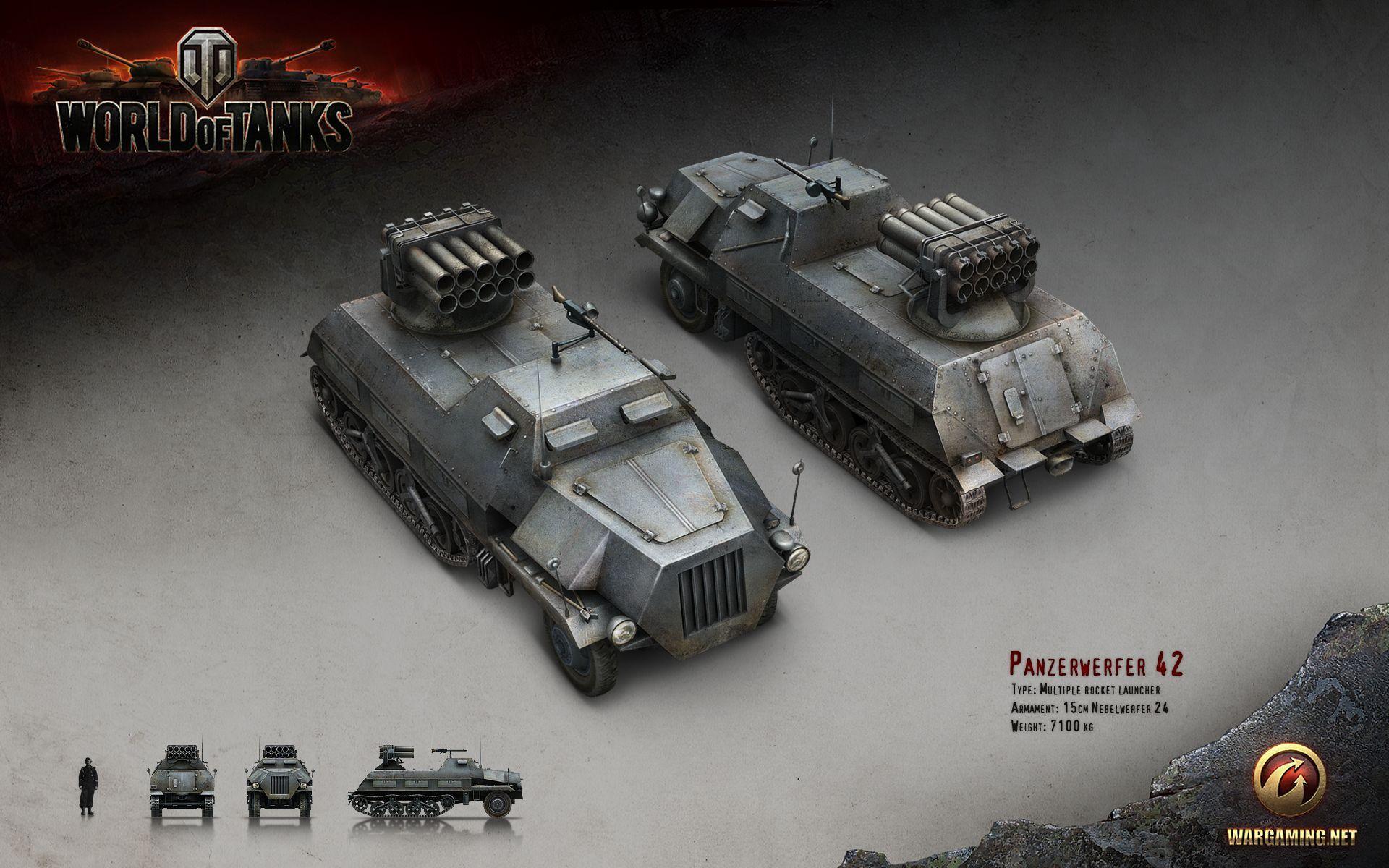 Новая Техника в World Of Tanks