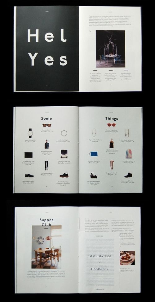print (book, magazine, newspaper) + typography + editorial + layout + design