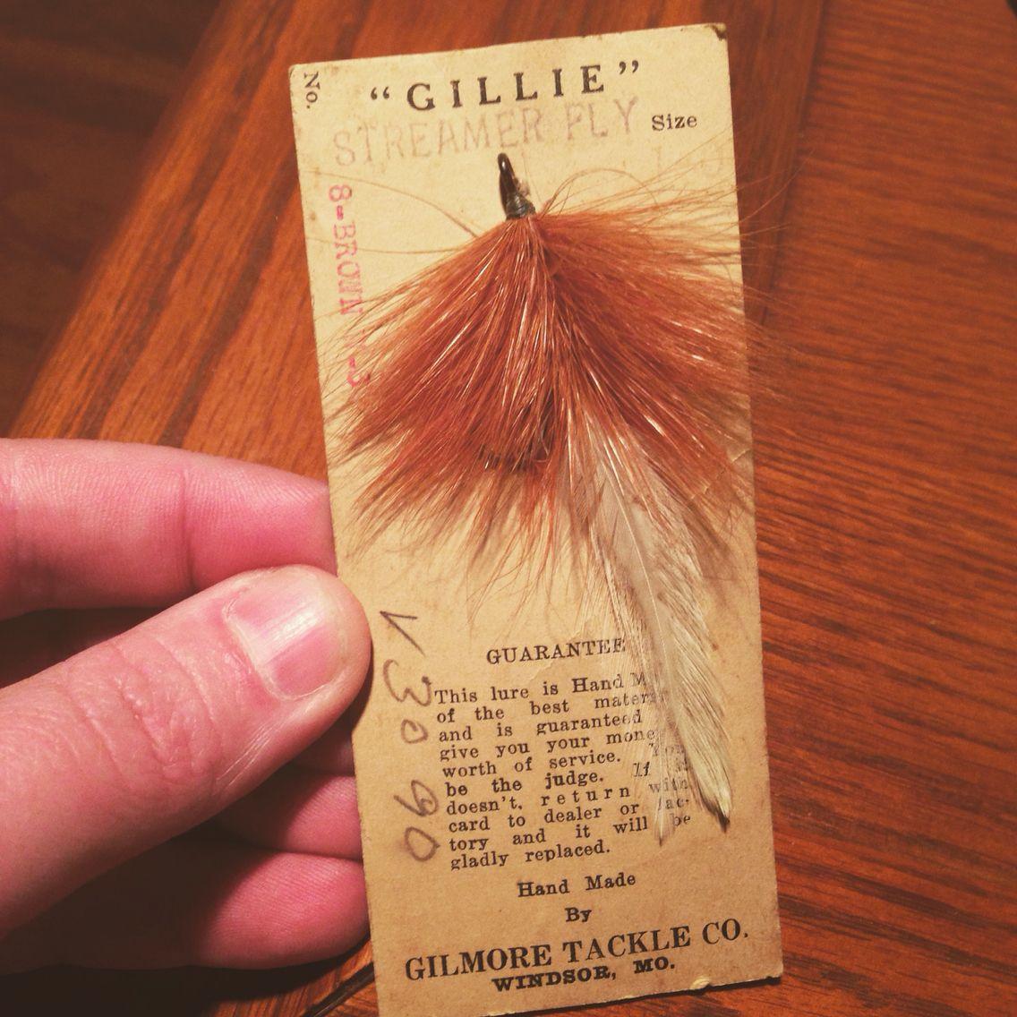 Gillie streamer