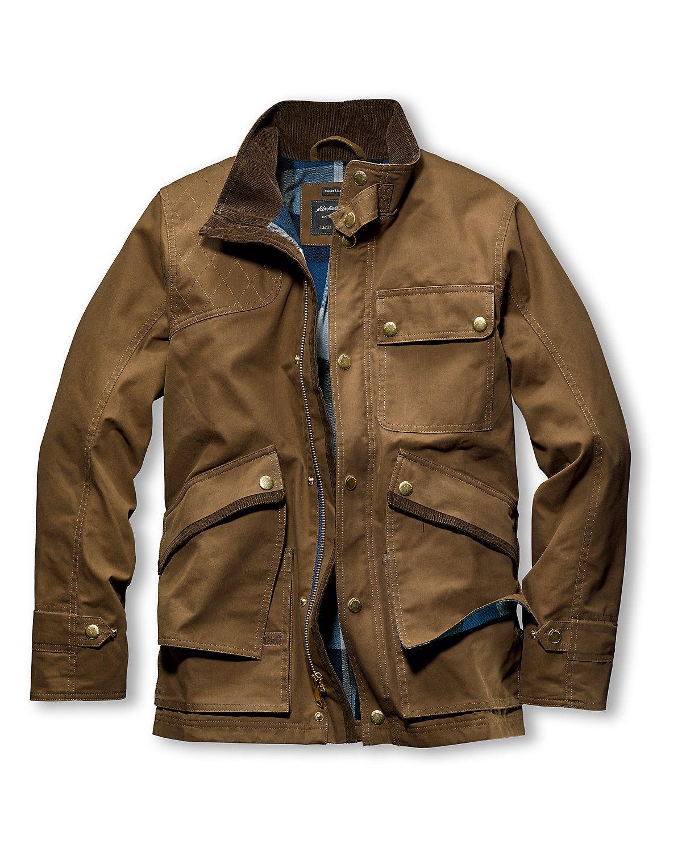 d2d7d1dc65966 Men's Huntridge Field Jacket   Eddie Bauer     Rugged to classy ...