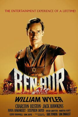 Welcome to Movies World: Ben-Hur (1959) Dual Audio ESubs