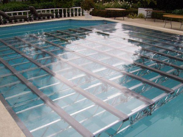 Pool Cover Custom Swimming