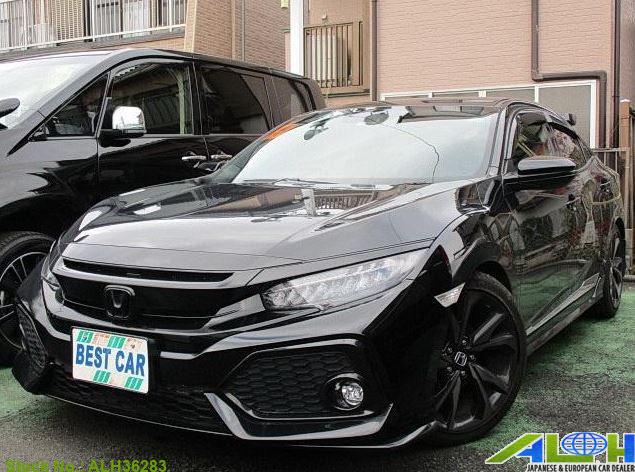 2017 Honda Civic Hatchback Black Fk7 Honda Civic Hatchback Honda Civic Honda Civic Sedan