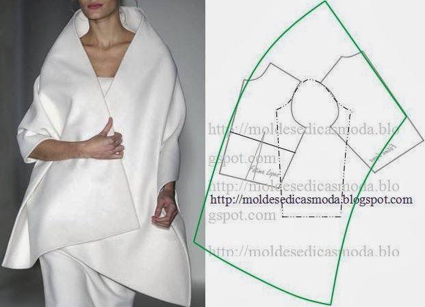 Moldes Moda por Medida: DETALHES DE MODELAÇÃO - 21