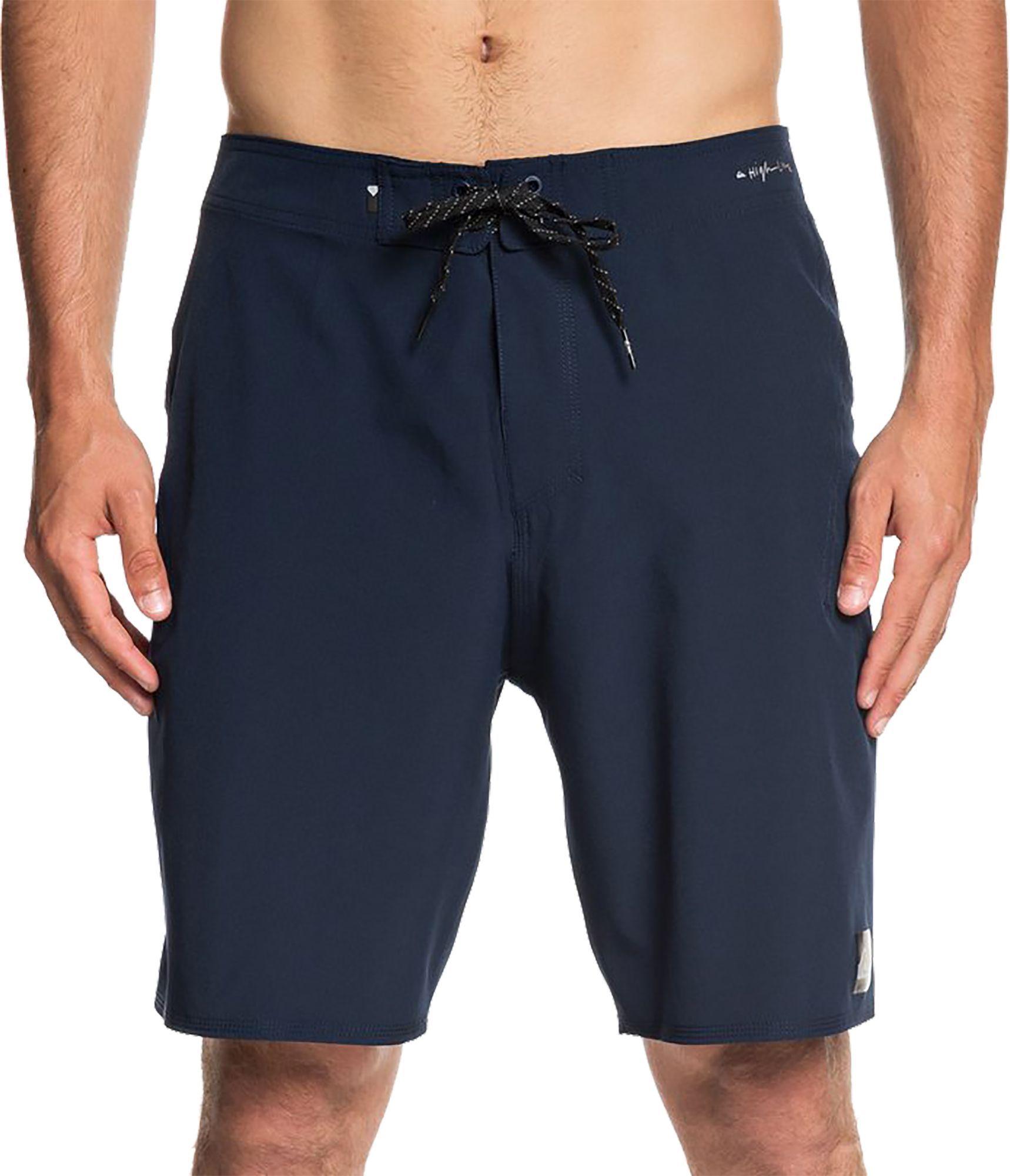 0c8a890f08 Quiksilver Men's Highline Kaimana 20†Board Shorts, Size: 40, Blue