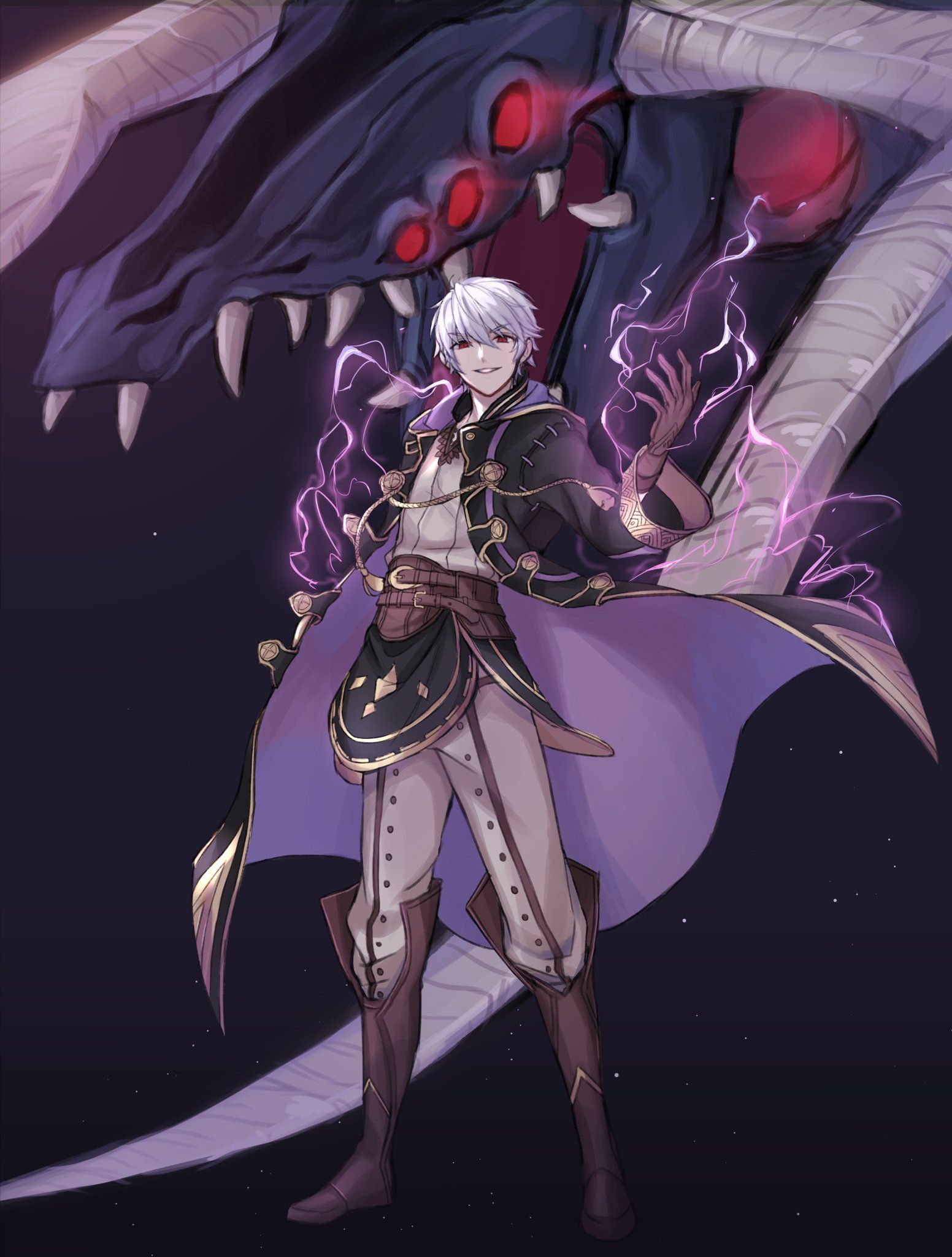 Whim On Twitter Come Join The Dark Side Fire Emblem Fire Emblem Heroes Fire Emblem Fates