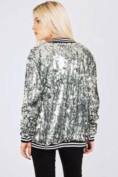 870be4fc7 glitter bomber jacket - Google Search | Fash-un LOVE | Bomber jacket ...
