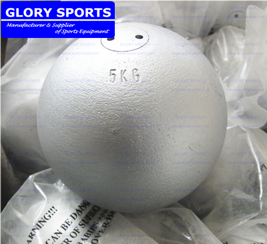 cast iron competition shot put throw equipment produced by