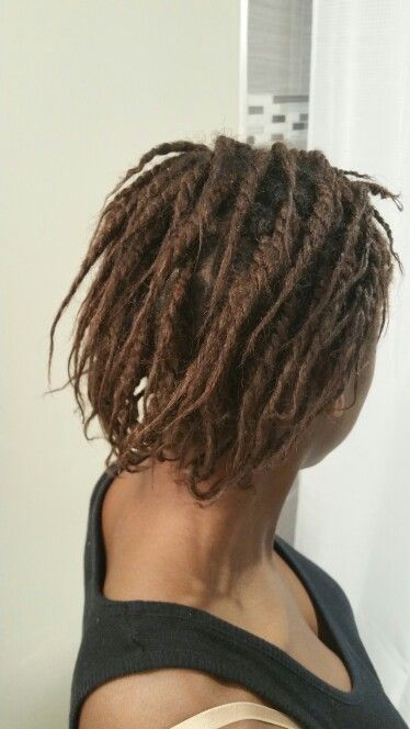 Two Strand Twists Starter Locs One Month Two Strand Twists Hair Styles Starter Locs