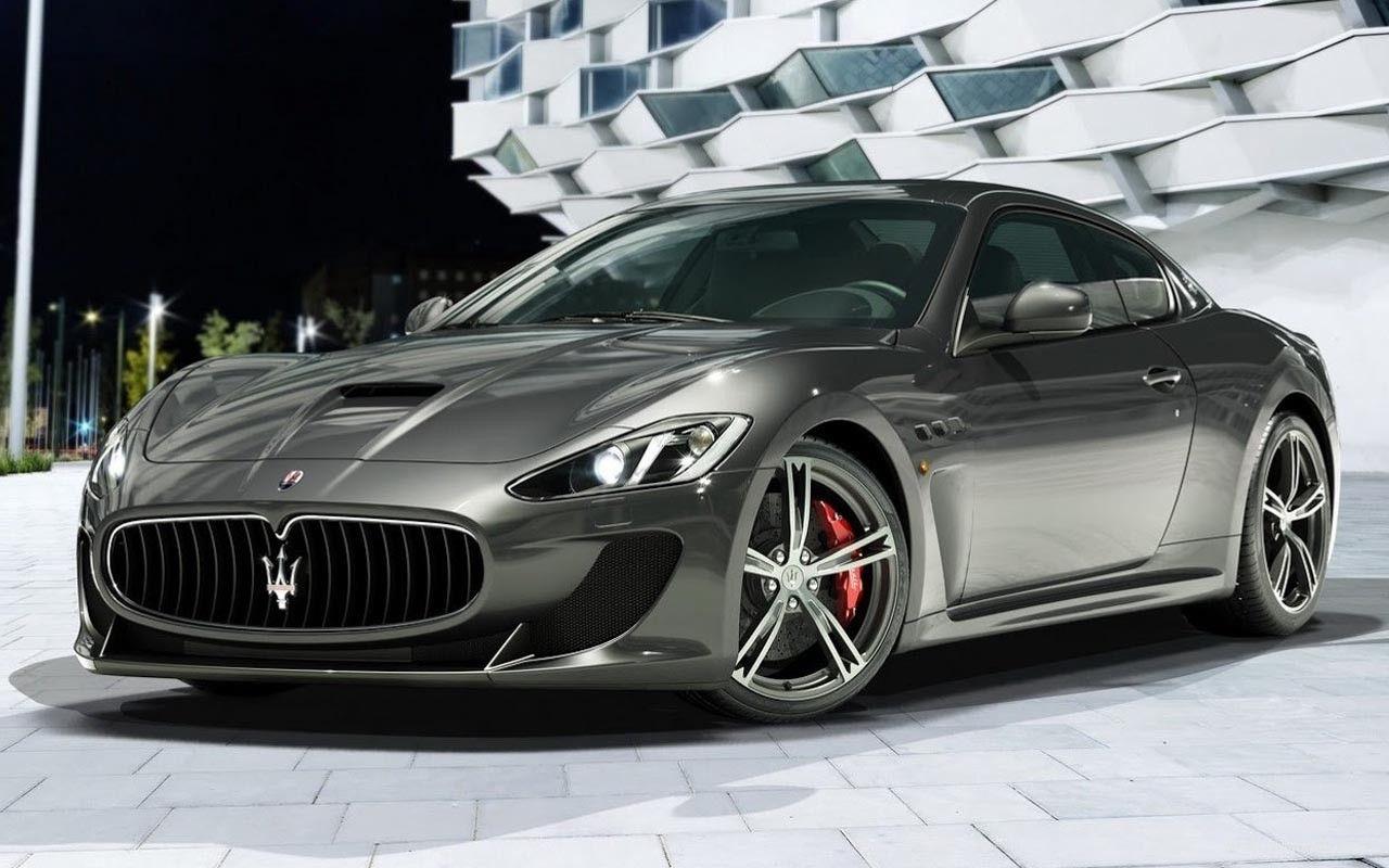 Maserati GT  2014 Maserati GranTurismo MC Stradale  2014 Car
