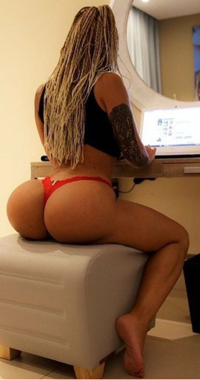 her young ass