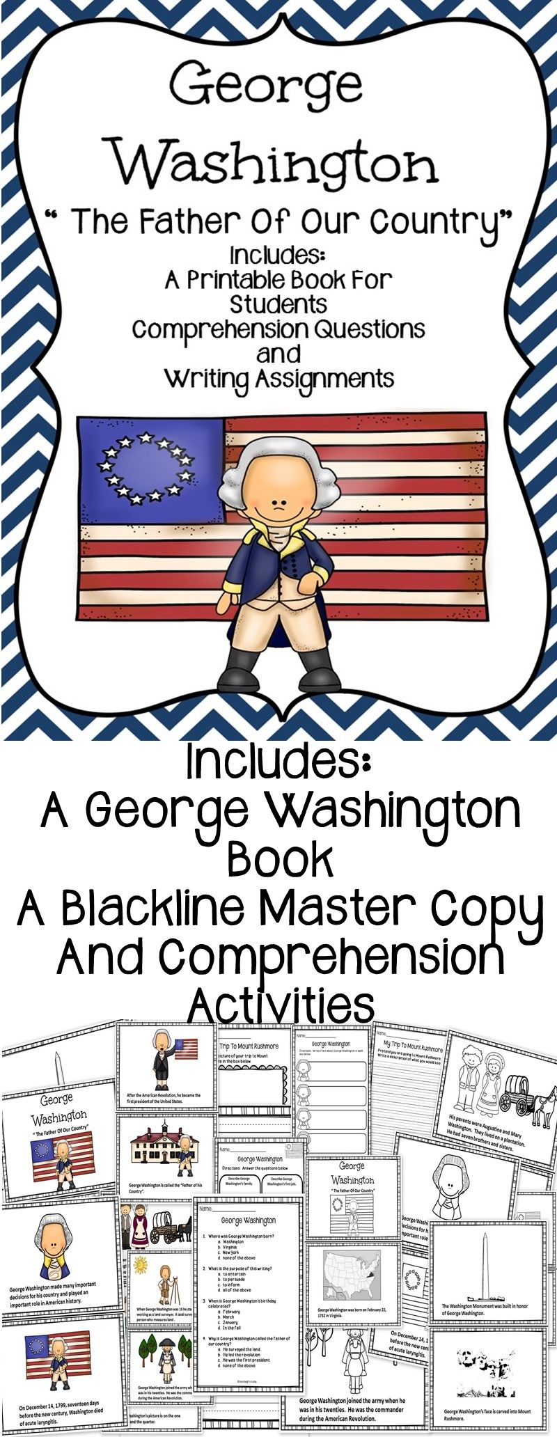 medium resolution of George Washington   Teaching
