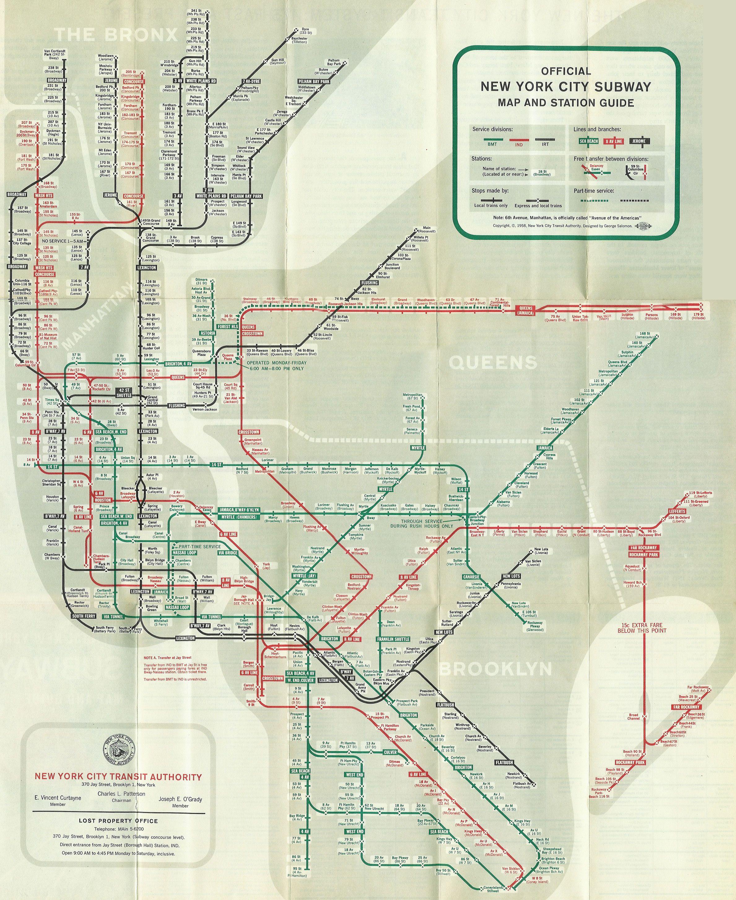 Nyc Subway Map Google.1970s Nyc Subway Map Google Search Lndscp Reg Representation