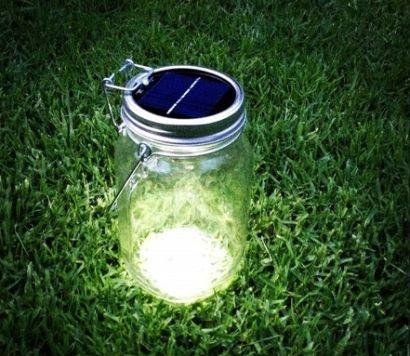 Consol Solar Jars For My Little Boy
