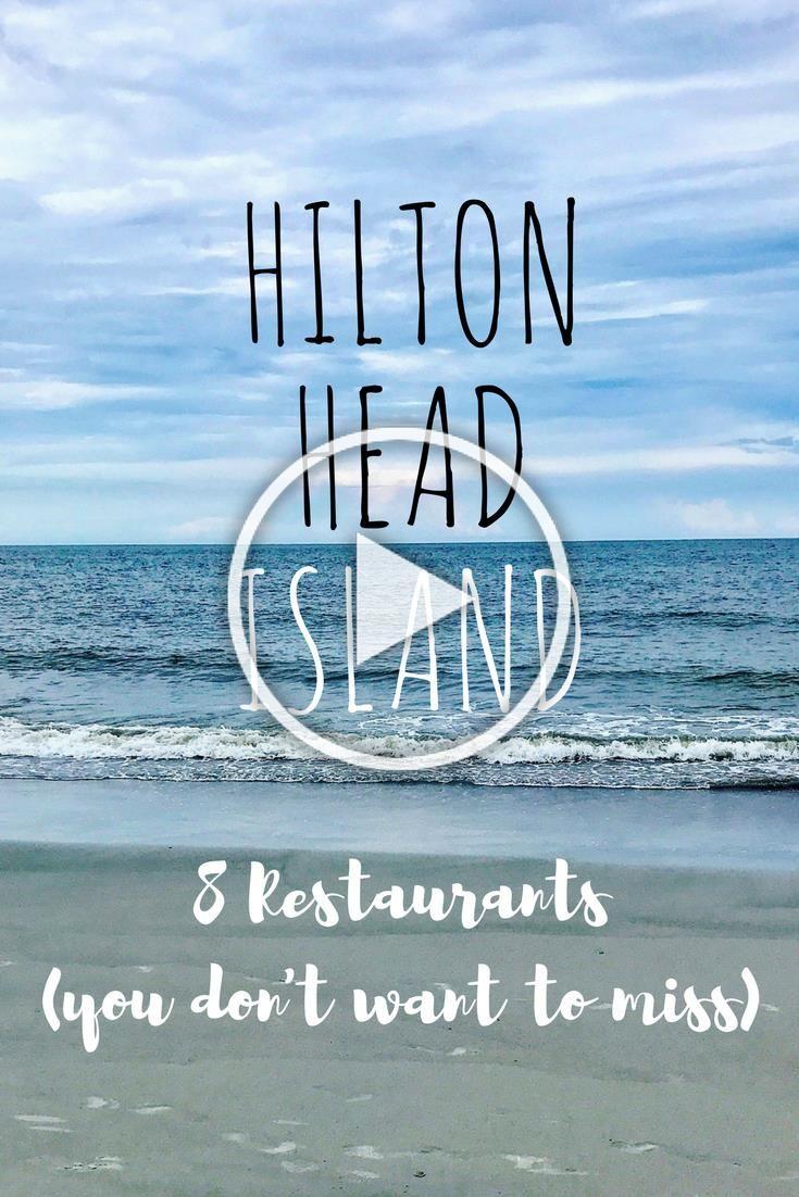 Where to Eat: Hilton Head Island