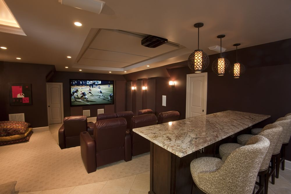 Simple Home Theaters