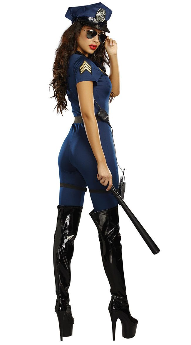Sexy Female Police Jumpsuit Costume Policewoman Officer Romper ... Sexy Female Police Jumpsuit Costume Policewoman Officer Romper ... Woman Jumpsuits police jumpsuit woman
