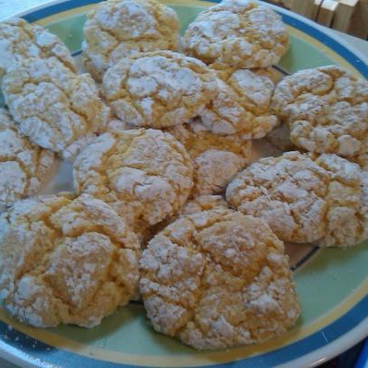 3 Ingredient Cool Whip Cake Mix Cookies Recipe With Images Cake Mix Cookie Recipes Cake Mix Cookies Cake Mix