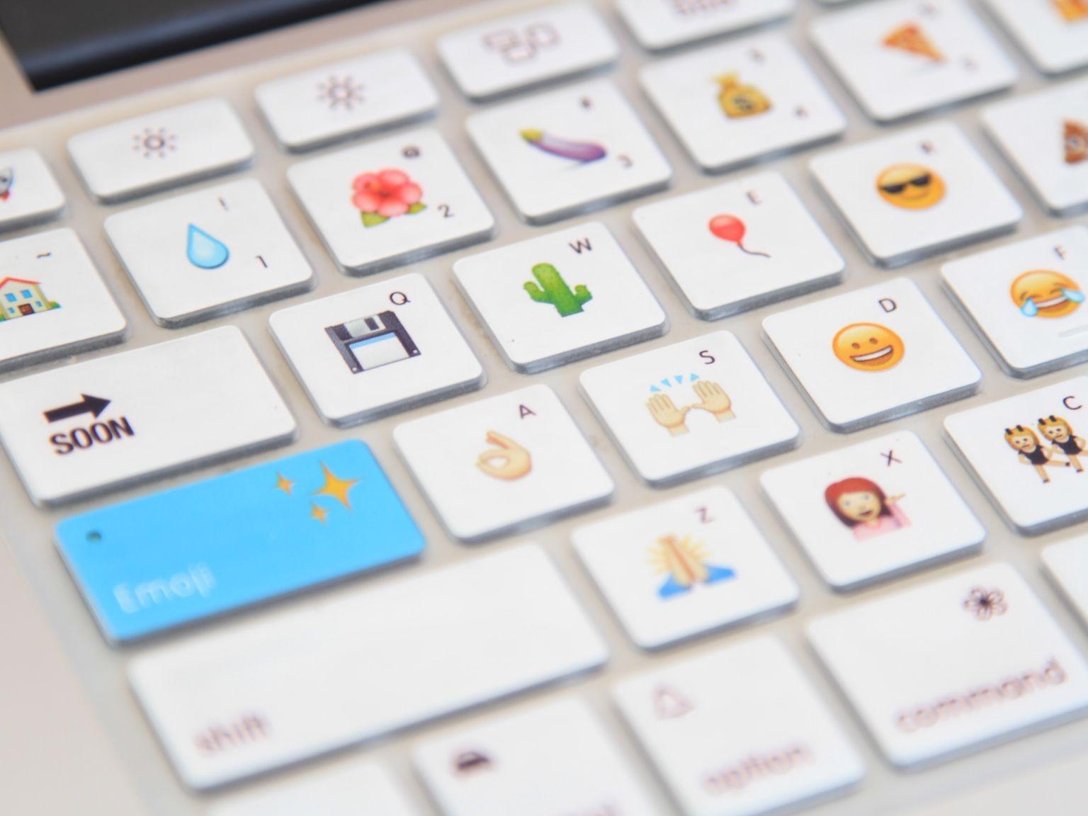 The Emoji Keyboard Type Emoji On Your Mac Emoji Keyboard Keyboard Stickers Keyboard