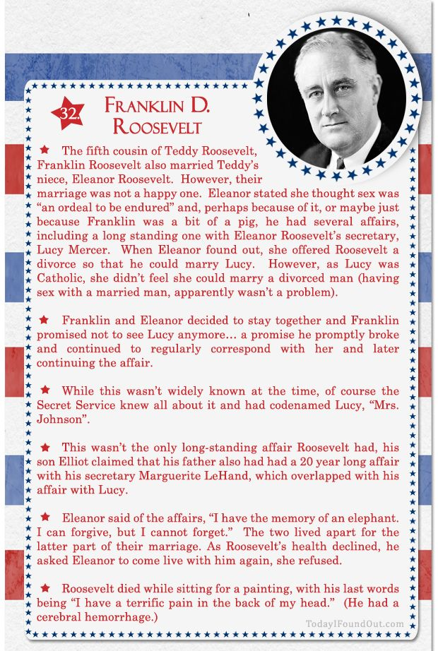 Franklin D. Roosevelt, The People's President – A Strong Leader For A Turbulent Time