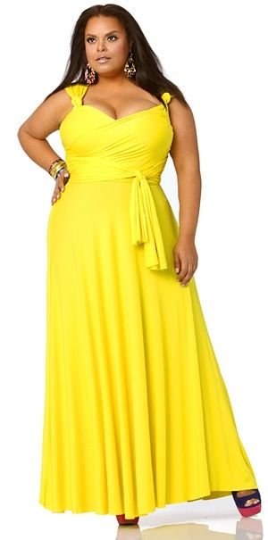9e2321bf269 Monif C. convertible dresses may be the best thing to happen to women s  bodies in a long time.