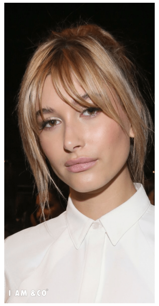 Pin By Vanessa On Hairs In 2020 How To Style Bangs Medium Hair Styles Long Hair With Bangs