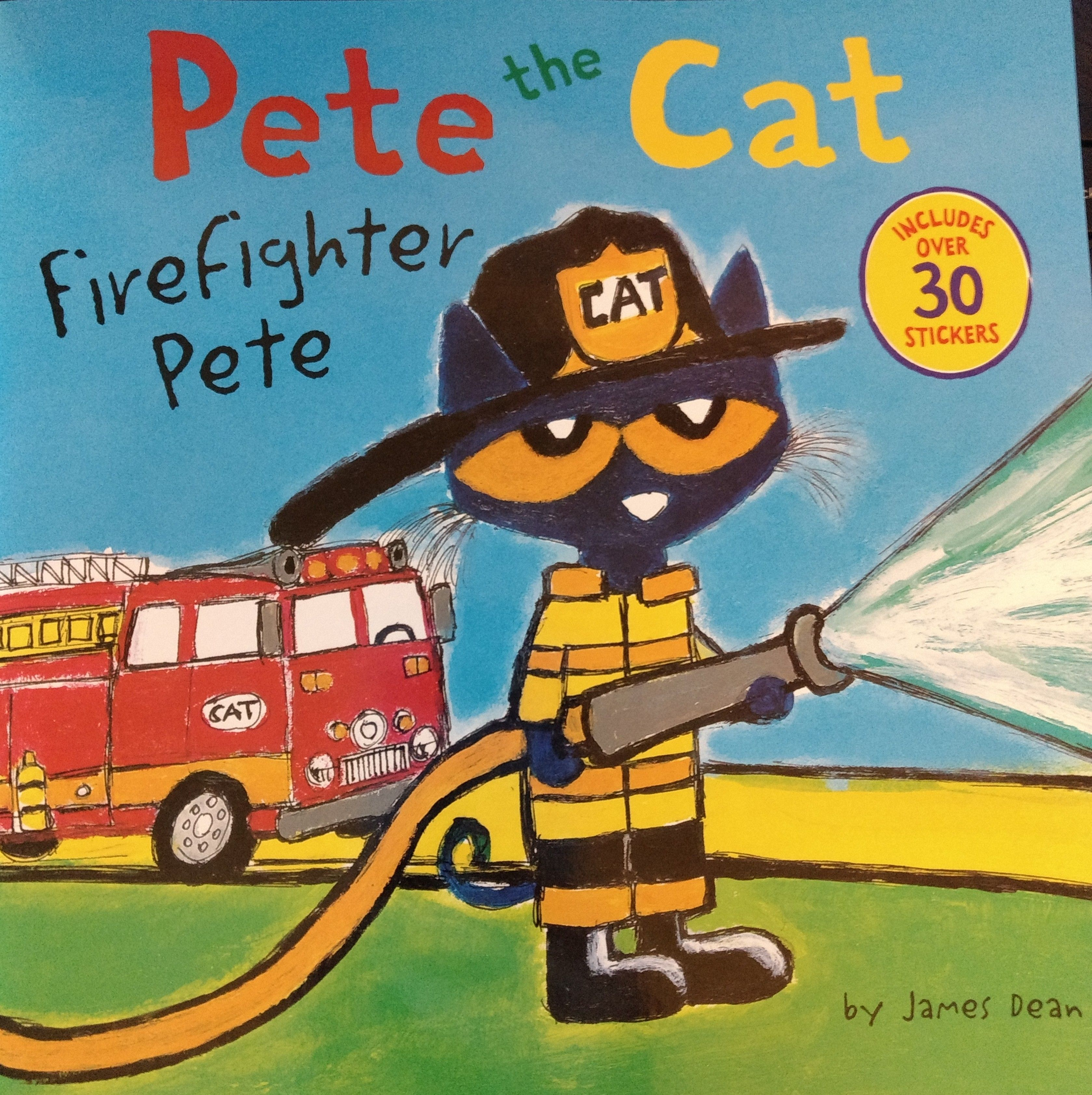 Go To My Blog To Check Out My Book Review Of Pete The Cat