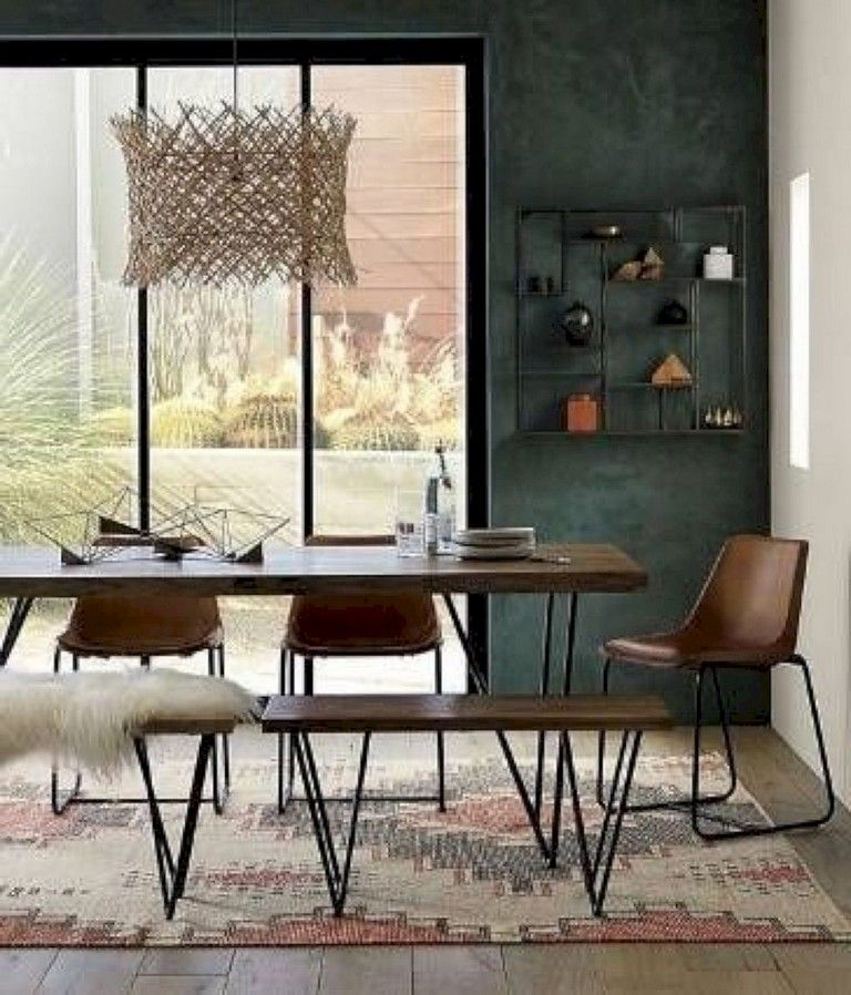 62 INSPIRATIONAL DIY BOHO CHIC DECOR IDEAS ON A BUDGET Furniture
