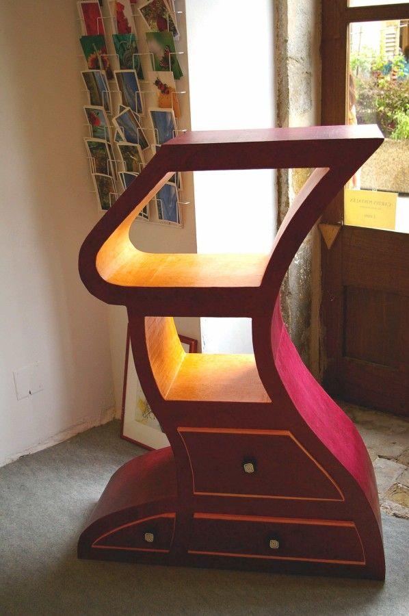 Meubles En Carton Titelion A Lyon Et En Lozere Wife Cardboard Furniture Cardboard Crafts Diy Cardboard Crafts