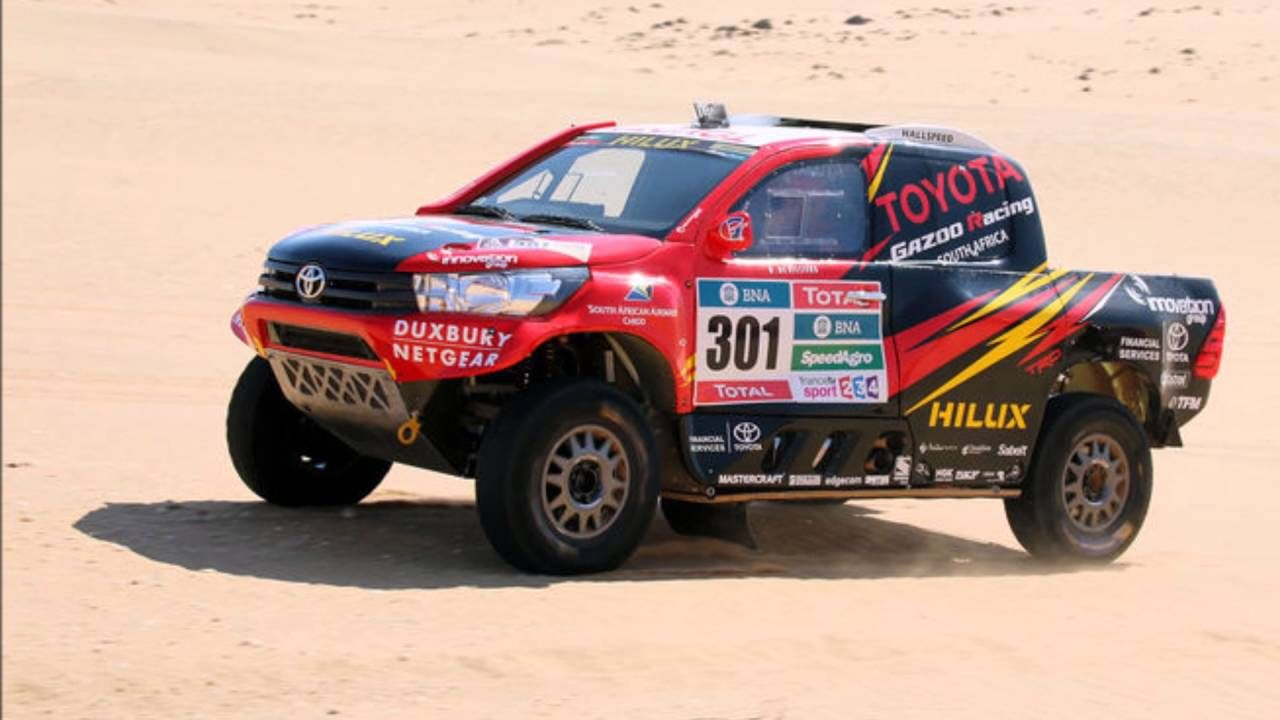 toyota hilux rallye dakar 2017 youtube rally cars pinterest toyota rally and rally car. Black Bedroom Furniture Sets. Home Design Ideas