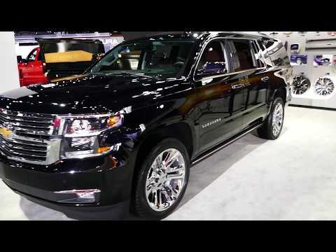 New 2020 Chevrolet Suburban Suv Exterior Interior 2019 La