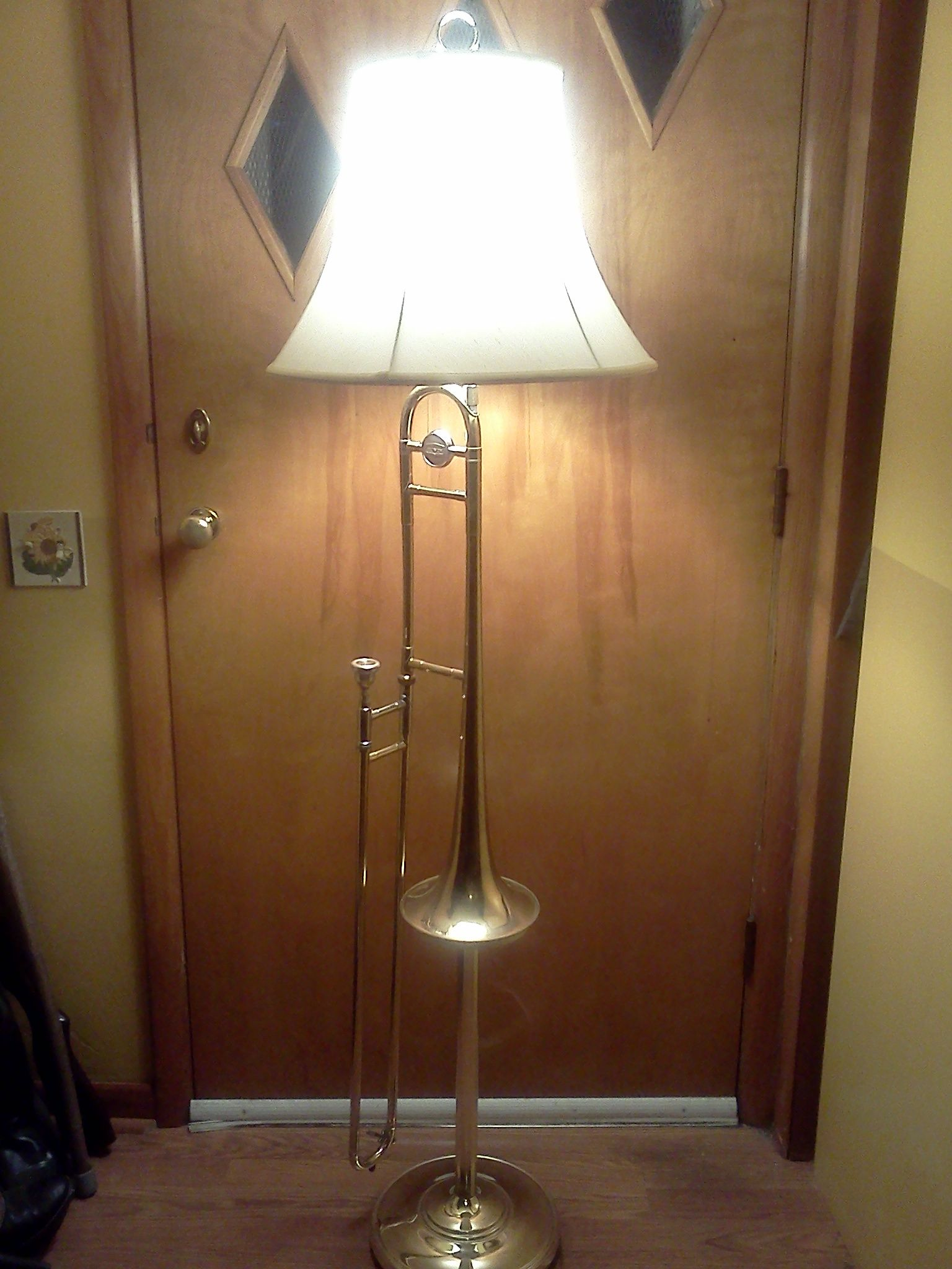 trombone lamp things you need in your house pinterest and a trombone lamp