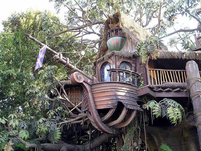 Sensational 17 Best Images About Amazing Treehouses On Pinterest Smosh Largest Home Design Picture Inspirations Pitcheantrous