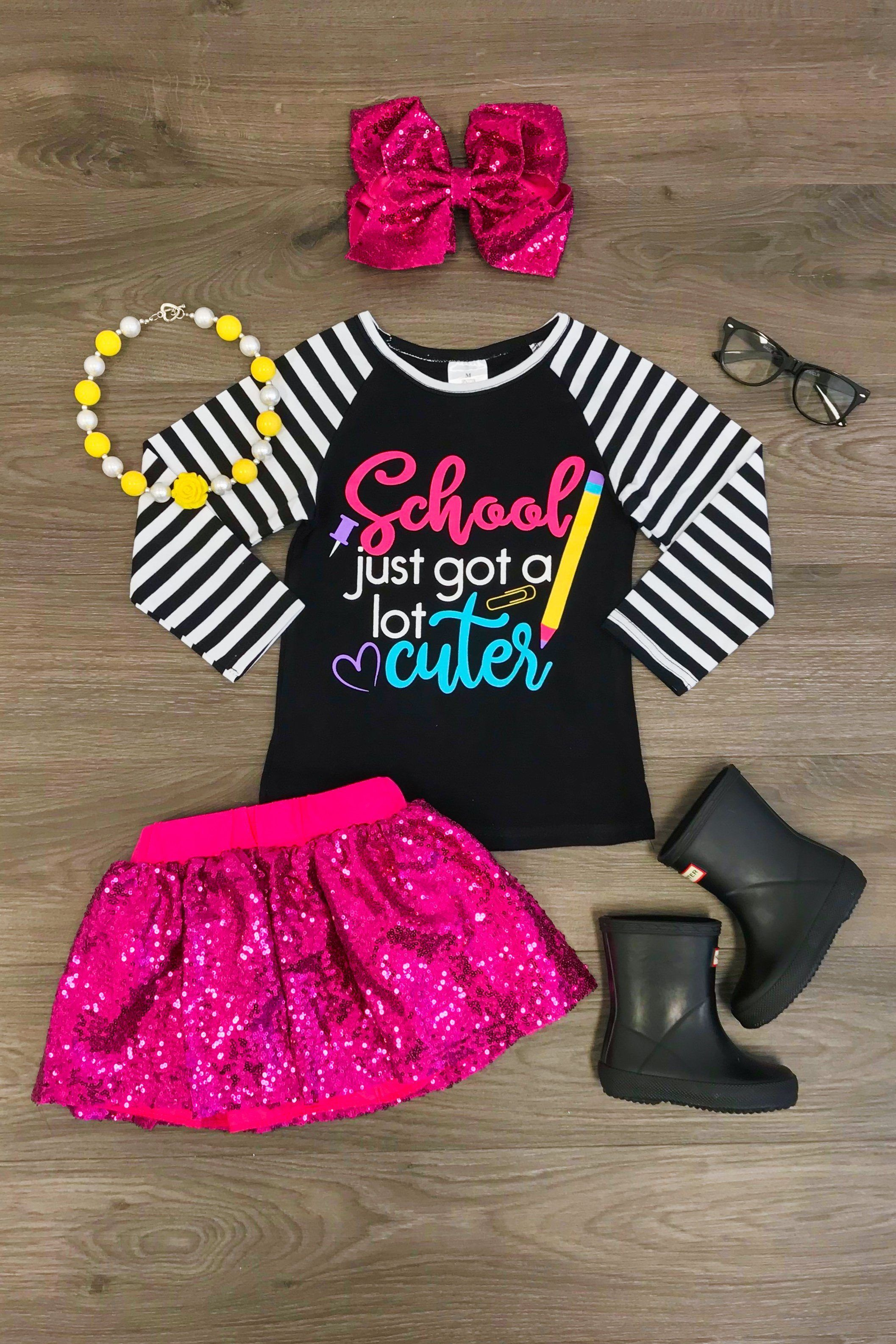 Brave Toddler Kids Baby Girls Floral T Shirt Tops Bodysuit Princess Bowknot Solid Skirt Outfit Clothes Dress Set Girls' Baby Clothing