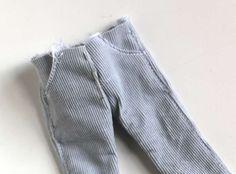 Jeans pour Ken   – couture barbie