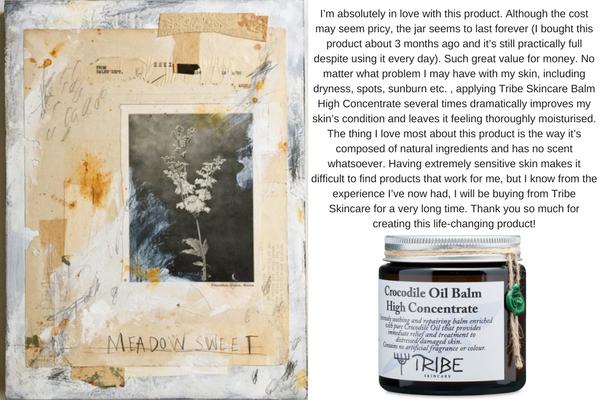 Crocodile Oil Balm High Concentrate 30ml Tribe Skincare