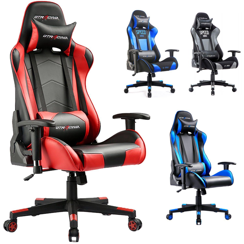 GTracing Executive Racing chair gaming chair Ergonomic PU