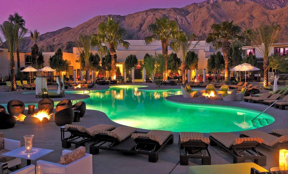 Palm Springs Resorts >> Riviera Palm Springs Resort Spa Palm Springs Palm