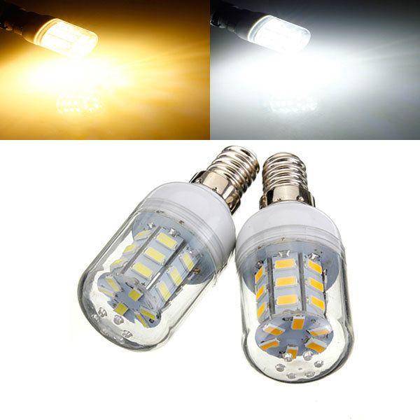 Us 3 46 E14 4w White Warm White 5730 Smd 27 Led Corn Light Bulb 12v Led Light Bulbs From Lights Lighting On Banggood Com
