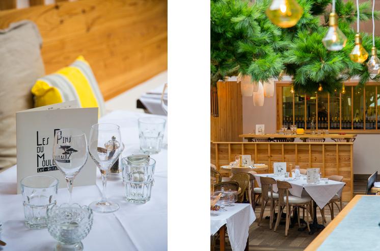 Restaurant Les Pins Du Moulleau Arcachon Restaurant Verre De
