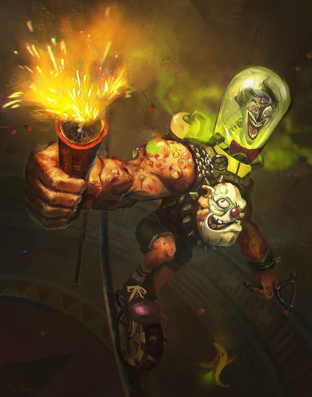 Atomic Joker - Head Honcho.