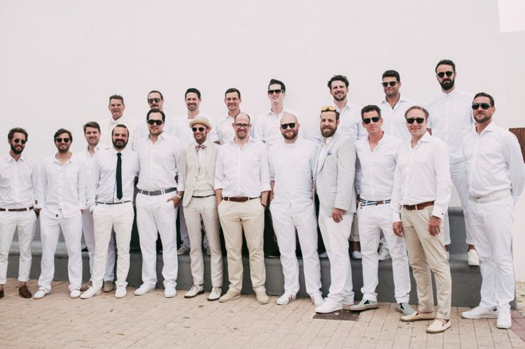 Image result for white dress code wedding | going to the ...