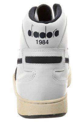 BASKET 84 - Sneakers alte - bianco