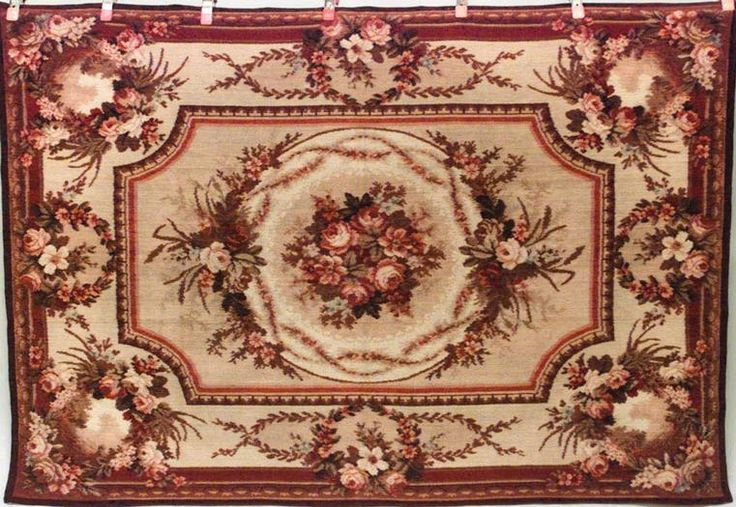 Antique Victorian Rugs | American Victorian textile/rugs ...